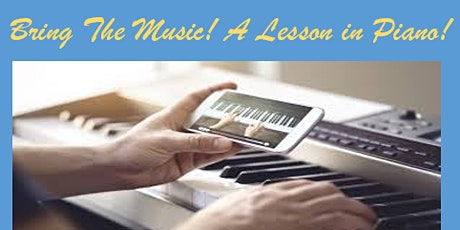 Bring The Music - A Piano Workshop! tickets
