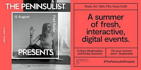 The Peninsulist Presents: Fred Butler's RESTorative Yoga (online class) tickets