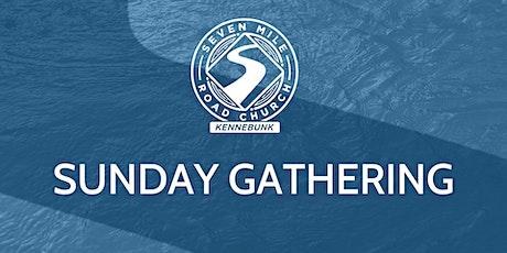 Aug 16: Sunday Gathering tickets