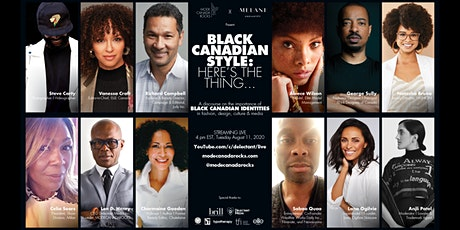 BLACK CANADIAN STYLE: HERE'S THE THING… tickets