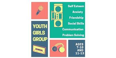 #UNSTOPPABLE - A Youth Girls Group for Social and Emotional Growth tickets