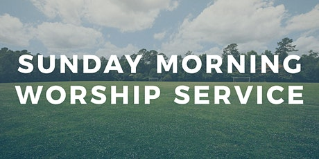 Sunday Morning Service | August 9th tickets