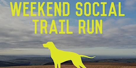 Weekend Social Trail Run August tickets