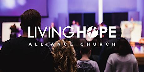 Sunday Worship - August 9, 2020 tickets