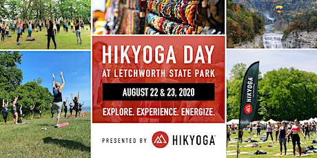 Hikyoga Day at Letchworth State Park tickets