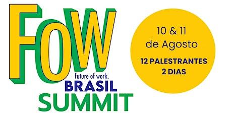 FoW Brasil Summit ingressos
