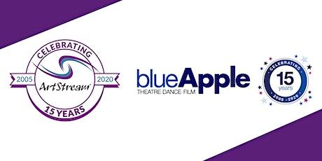 ArtStream, Inc. and Blue Apple Theatre tickets