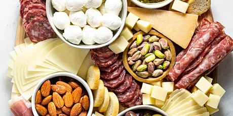 Duke Mansion Charcuterie and Cheeses tickets