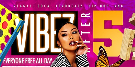 Vibez After 5: Day Party tickets