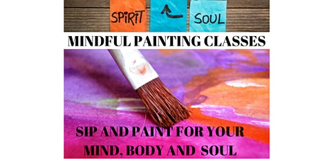 Virtual Mindfulness Painting Class tickets