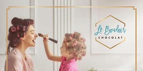 Matinée Boudoir Chocolat billets