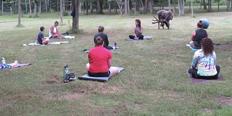 Yoga At The Reindeer Farm tickets