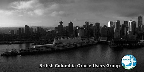 BCOUG Virtual Meetup September 2020 Tickets