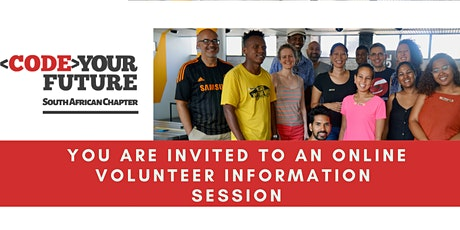 Volunteer Information Session - 18 August tickets