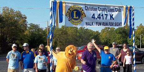 2020 Christian County Lions Club 5K Run & Walk for Sight tickets