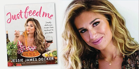 Preorder signed copies of Just Feed Me by Jessie James Decker tickets