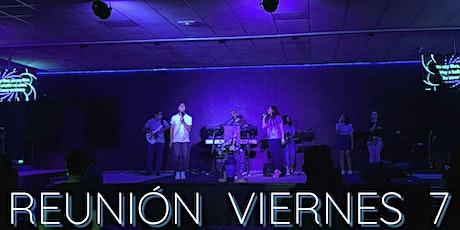 Más Vida Night - Friday 7 tickets
