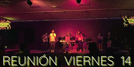 Más Vida Night - Friday 14 tickets