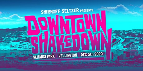 Downtown Shakedown 2020 tickets