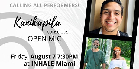 Conscious Open Mic tickets