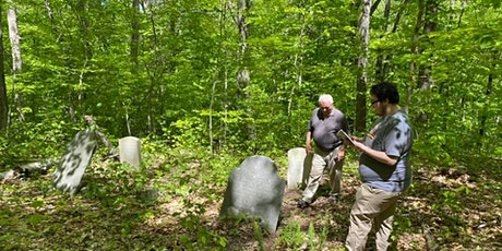 Walktober - Historical Hike to the Small Pox Cemetery tickets