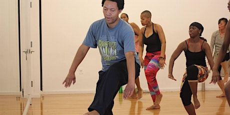 ONLINE  Afro-Haitian Dance Beginner tickets