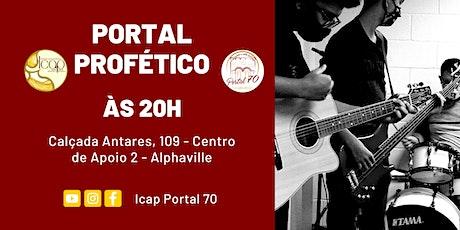 Portal Profético (06/08) tickets