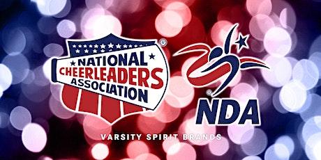 NCA & NDA Collegiate Cheer & Dance Championship 2021 tickets