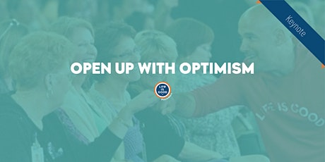 Open Up With Optimism Kickoff tickets