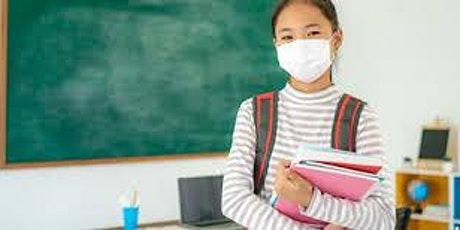 Going back to school during a pandemic tickets