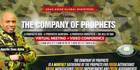 The Company Of Prophets [Free Video Conference] tickets