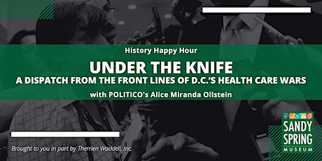History Happy Hour: Under the Knife tickets
