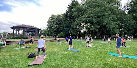 Yoga in the Park w/ Scrutch // Fundraiser for KairosPDX tickets