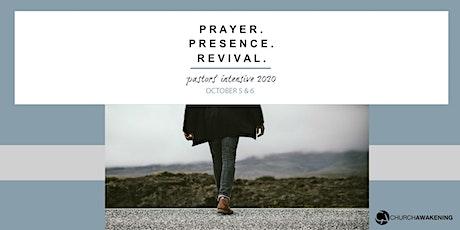 Pastors' Intensive 2020 tickets