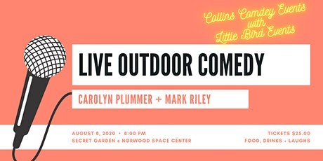 LIVE Comedy Show OUTSIDE tickets