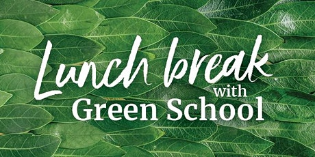 Lunch break with Green School design team - Living Building Challenge tickets