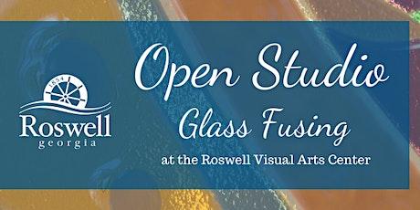 Open Studio: Glass Fusing Friday