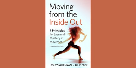 Webinar: Book Launch of Moving From the Inside Out tickets