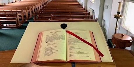 Corpus Christi Saturday Vigil Mass tickets