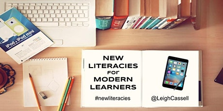 New Literacies for Modern Learners tickets
