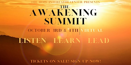 The Awakening Summit tickets