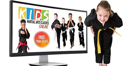 Try Our Online Karate Classes based in Glasgow tickets