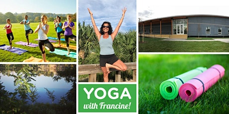 Yoga With Francine tickets