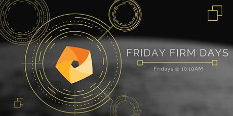 Friday Firm Day: Aprio tickets