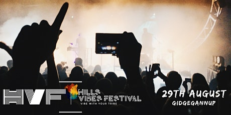 Hills Vibes Festival tickets