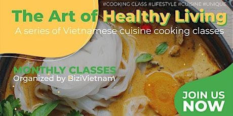 Vietnamese cooking class series tickets
