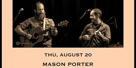 Mason Porter - Tailgate Takeout Series tickets