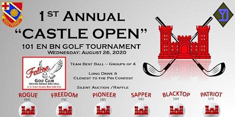 "1st Annual ""Castle Open"" Golf Tournament tickets"