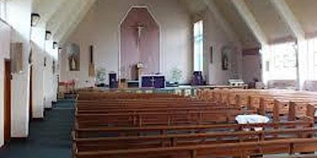 Saturday Night Vigil Mass - St Margaret Mary's 08/08/20 tickets