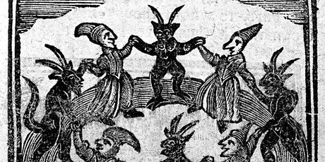 Here There Be Witches: Witchcraft In Colonial Maryland tickets